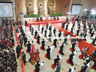 台灣婚禮 佛化婚禮程序