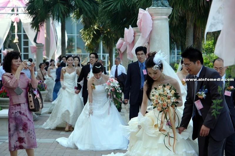 台灣婚禮 聯合婚禮(集團結婚)程序