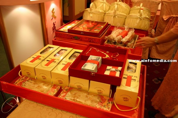 台灣婚禮 訂婚的12禮