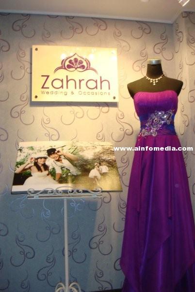 [上環婚紗禮服] Zahrah Wedding & Occasions