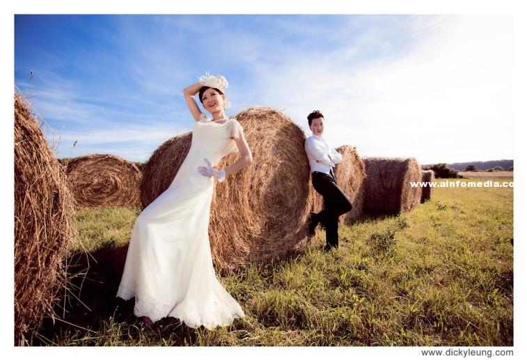 [網上婚紗婚禮攝影] Dicky Leung