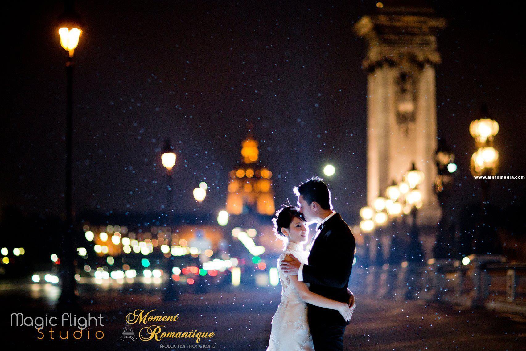 [旺角婚紗婚禮攝影] Moment Romantique