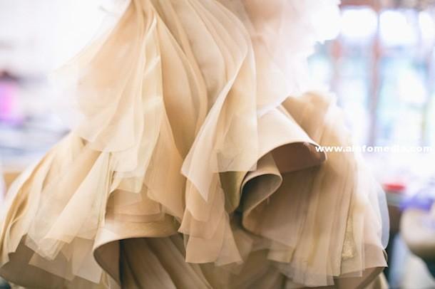 [上環婚紗禮服] Atelier