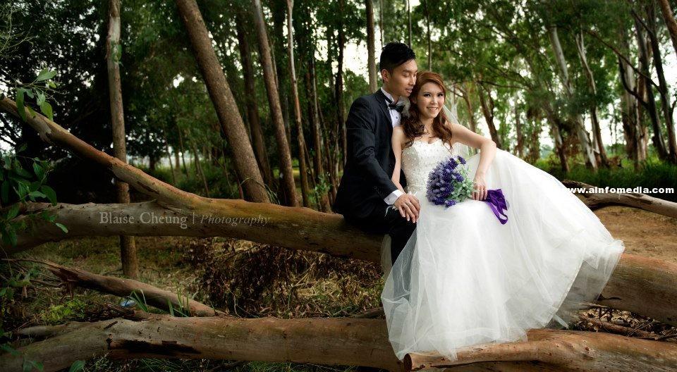 [網上婚紗婚禮攝影] Blaise Cheung