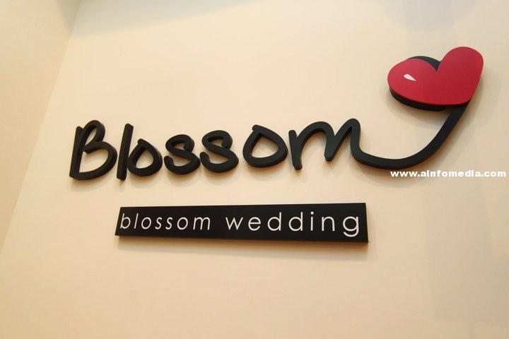 [中環婚紗禮服] Blossom Wedding