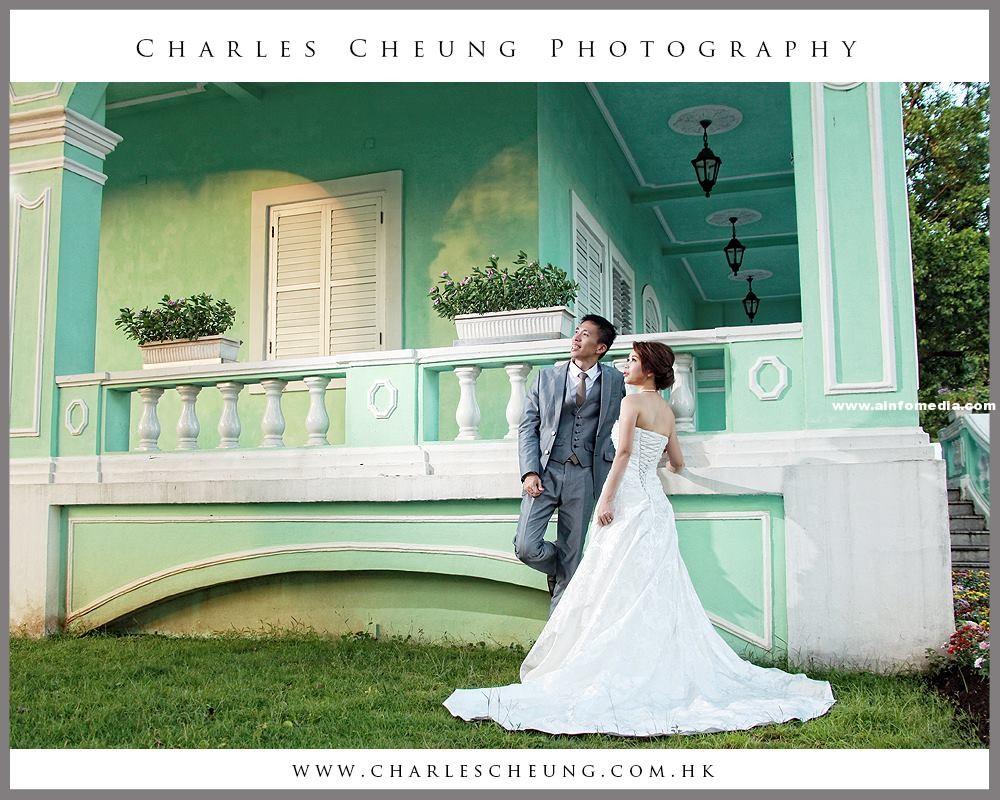 [尖沙咀婚禮錄像攝影] Charles Cheung