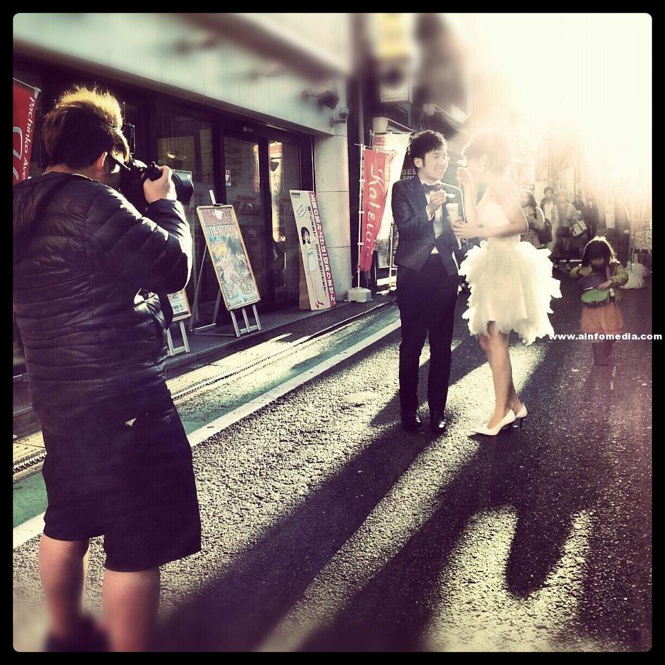 [觀塘婚紗婚禮攝影] Charles Kwok