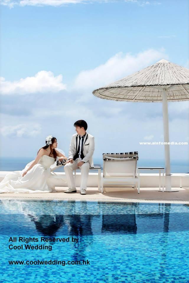[銅鑼灣婚紗婚禮攝影] Cool Wedding Concept