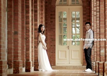 [網上婚紗婚禮攝影] Dino Leung