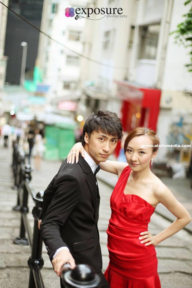 [葵興婚紗婚禮攝影] K Choi – Exposure Photography