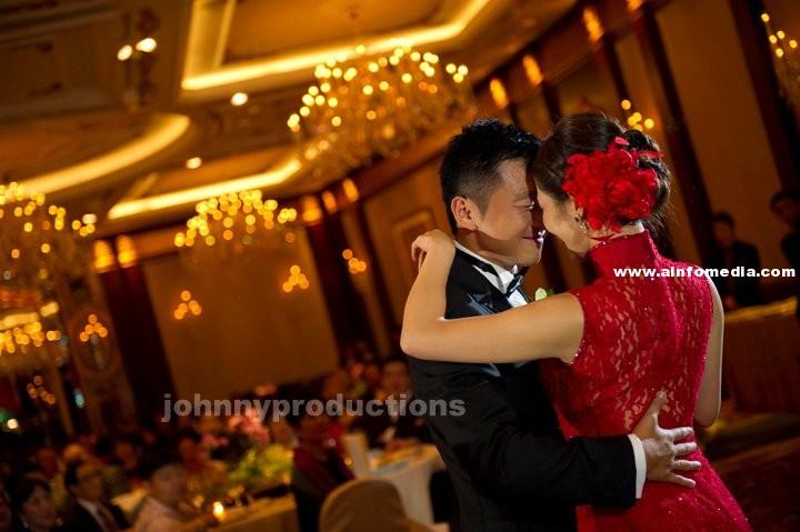 [銅鑼灣婚紗婚禮攝影] Johnny & Susan @ Johnny Production