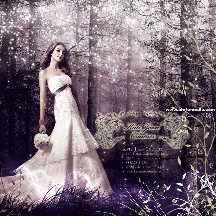 [中環婚紗禮服] Kate Jean Couture