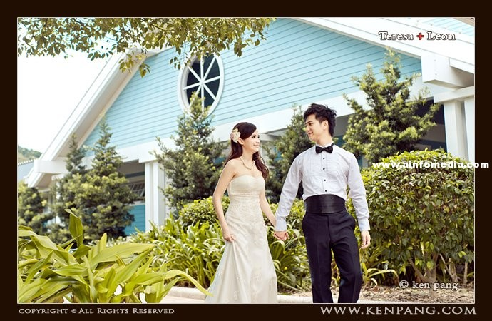 [尖沙咀婚禮錄像攝影] Ken Pang