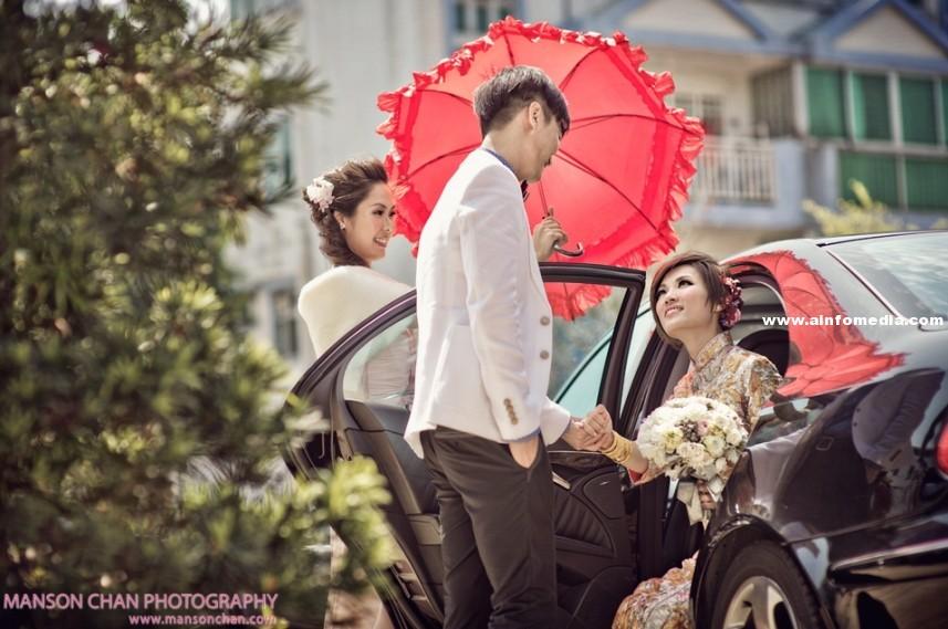 [網上婚紗婚禮攝影] Manson Chan