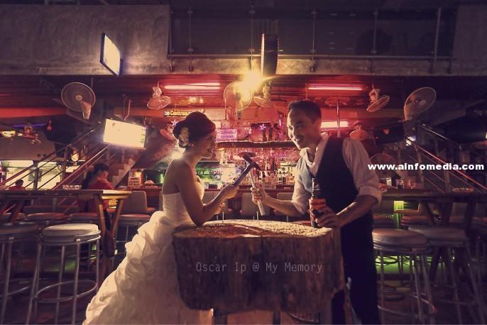 [旺角婚紗婚禮攝影] My Memory Wedding Production House