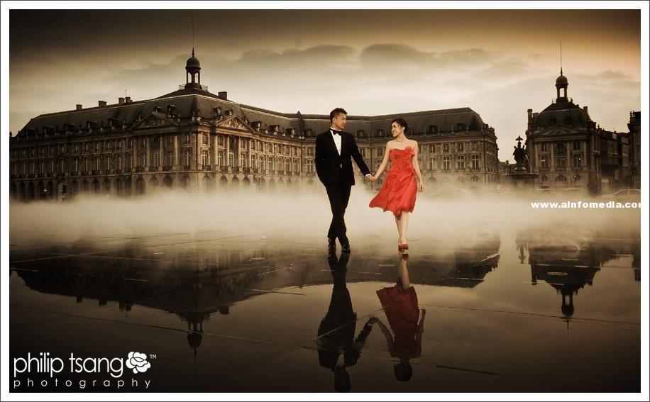 [上環婚紗婚禮攝影] Philip Tsang Photography