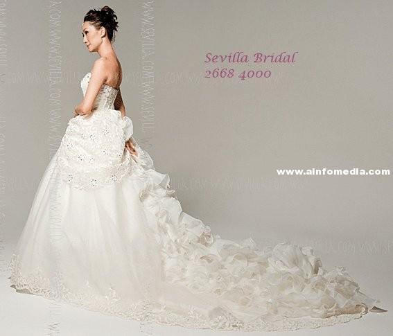 [尖沙咀婚紗店] Sevilla Bridal