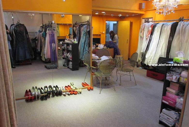 [太子婚紗禮服] 時式婚紗店 Perfect Image