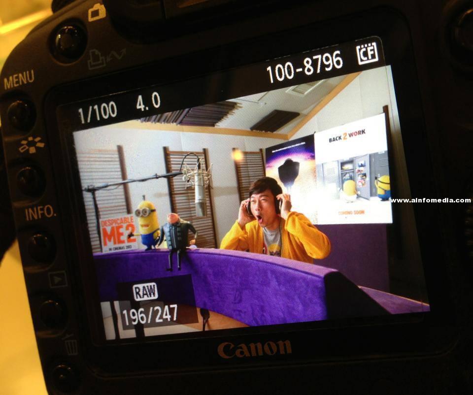 [尖沙咀婚禮錄像攝影] Wilson Chan @ iMage Workshop