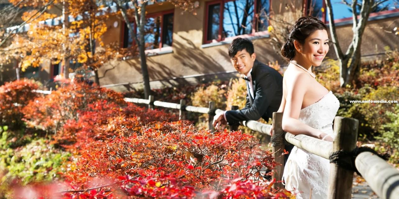 [尖沙咀婚紗店] U-Weddings
