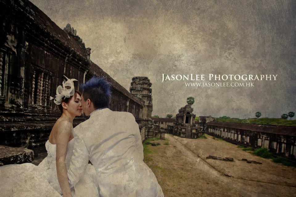 [觀塘婚紗婚禮攝影] JasonLee Photography