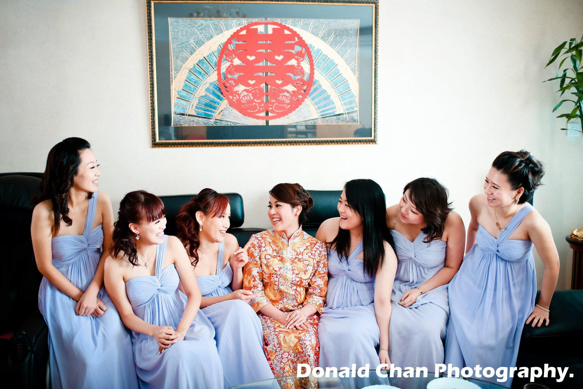 [旺角婚紗攝影]  Donald Chan Photography