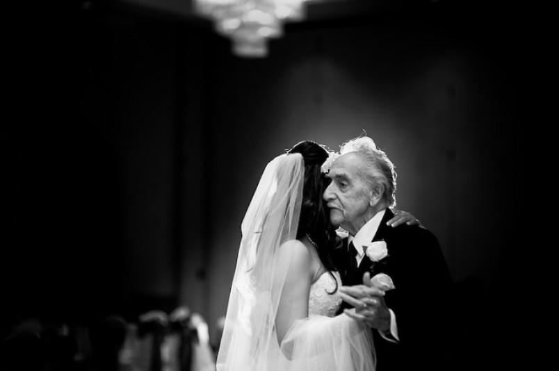 超催淚,婚禮上女兒與父親共舞的感人瞬間!祝前世情人永遠快樂!