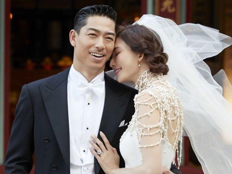 林志玲和Akira的婚禮原來暗藏這些細節!6大超溫馨細節逐個看