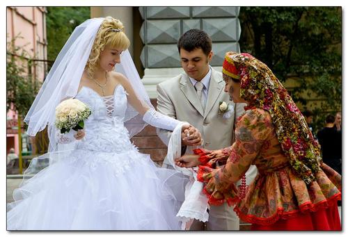 俄羅斯的婚禮習俗