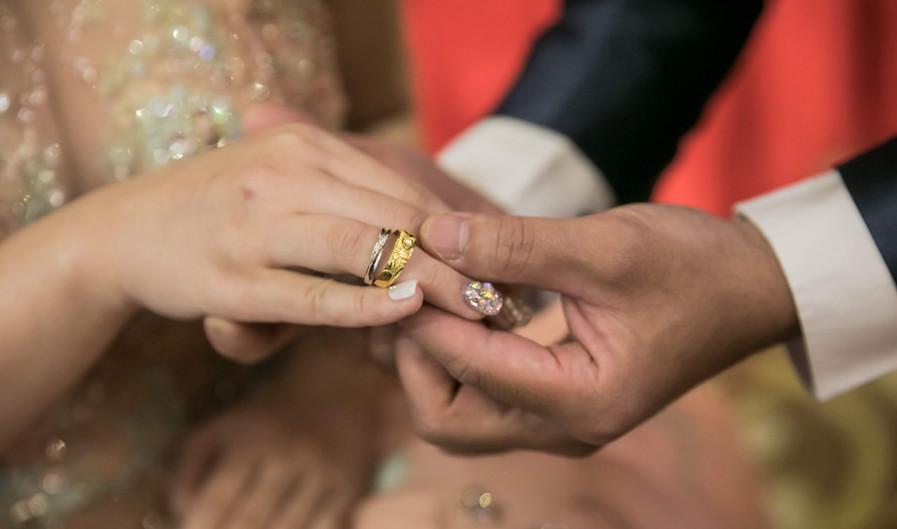 結婚珠寶金飾租借|無論新郎新娘主婚人都該體面